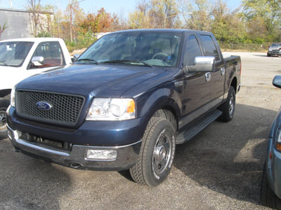 Ford F-150 After Repair